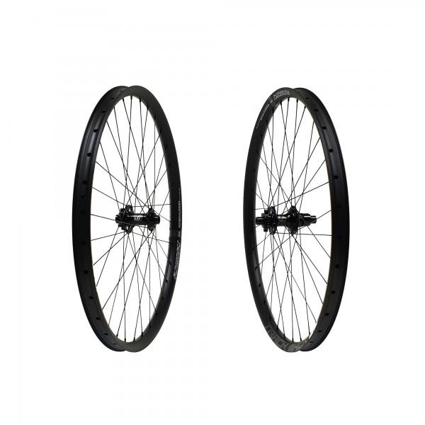 Fun Works N-Light Boost E-Bike Track Mack 30 Hybrid E-MTB Wheelset 27,5 650b