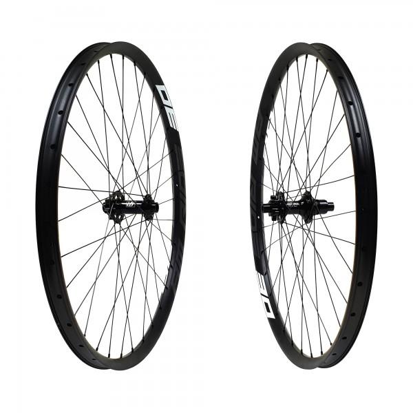 Fun Works N-Light One E-Bike Amride 30 Hybrid E-MTB Wheelset 27,5 650b