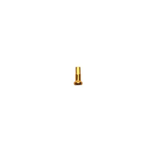 DT Pro Lock Alloy-Nipple gold