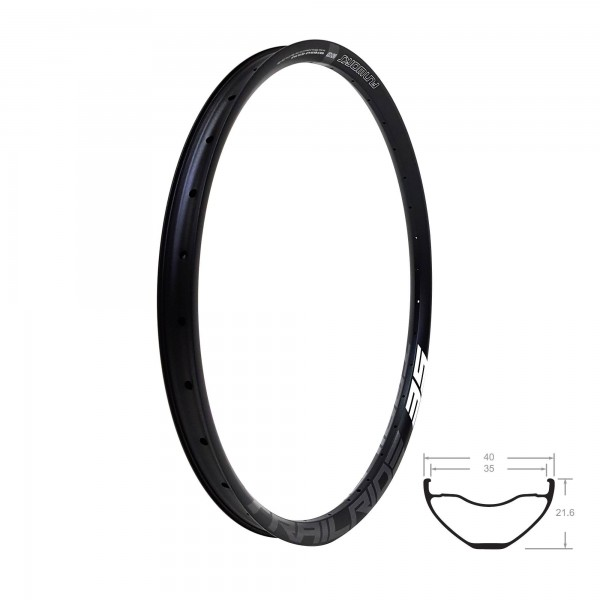 Fun Works Trailride 35 Rim 27,5"