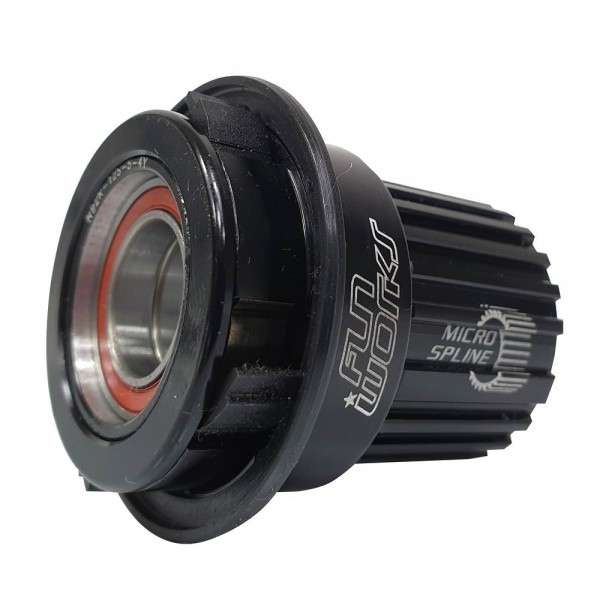 Fun Works N-Light One/4Way DLX Shimano Micro Spline Freehub 12-Speed