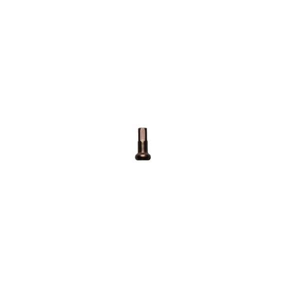 DT Pro Lock Alloy-Nipple black