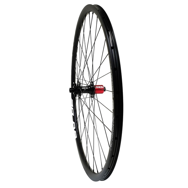Fun Works Mega IS Disc 36T Ratchet Drive Universe 20 DB Rear Wheel 700C