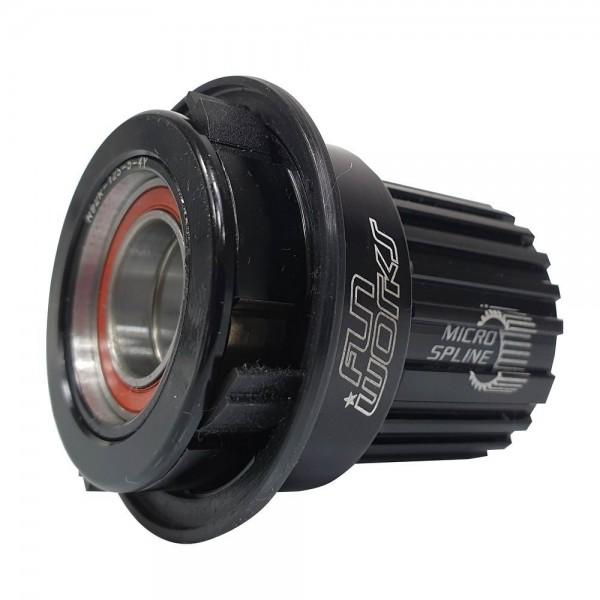 Fun Works N-Light One/4Way DLX Shimano Micro Spline Freehub 12-Speed Steel Version